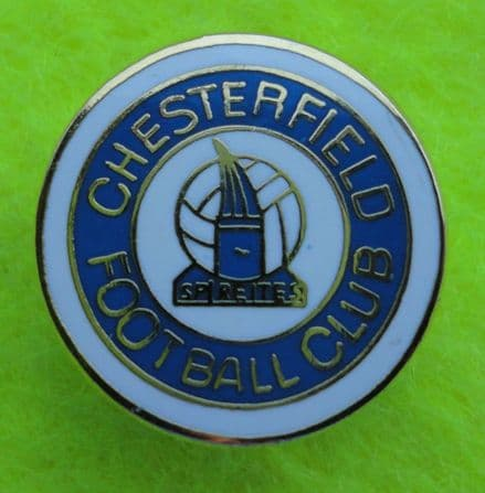 Chesterfield Enamel Pin Badge