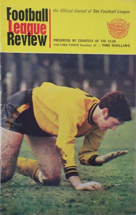 Football League Review, Vol 3 No 35 (1969, March 29)
