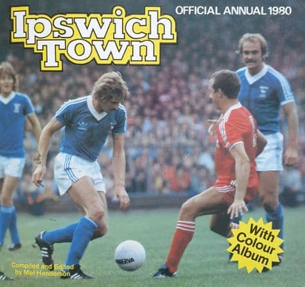Ipswich Town Official Annual 1980