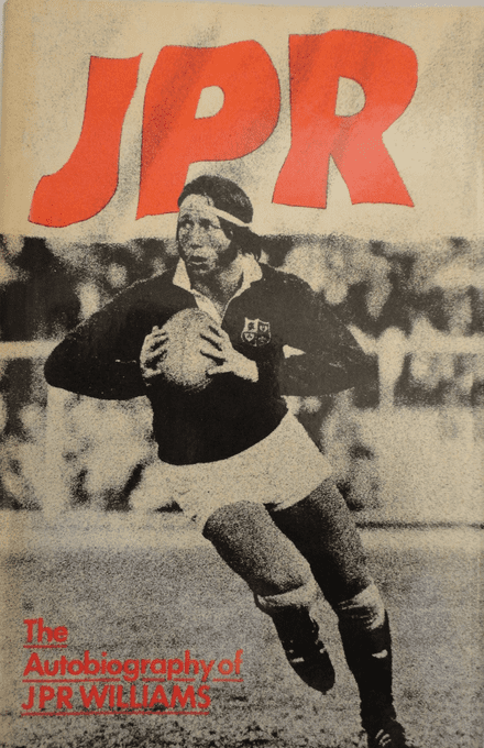JPR: The Autobiography by JPR Williams