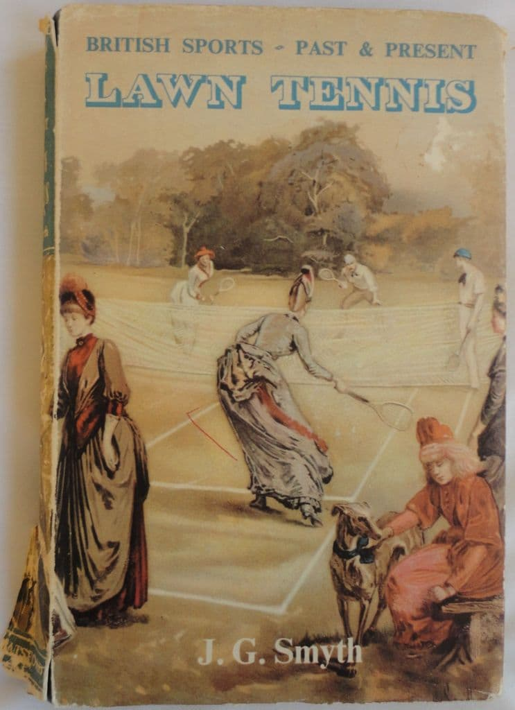 Lawn Tennis (First Edition) by JG Smyth