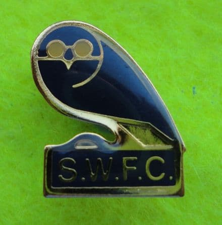 Sheffield Wednesday Owl Enamel Pin Badge