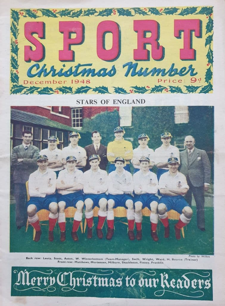 SPORT (Christmas Number, 1948)