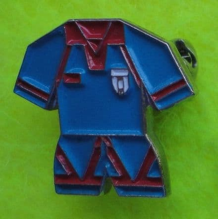 Sunderland Away Kit (1994) Enamel Pin Badge