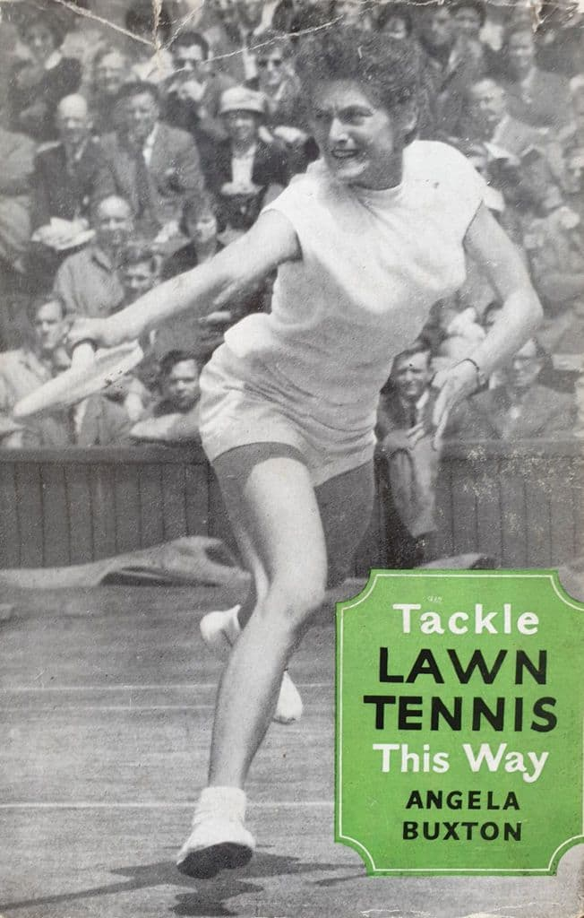 Tackle Lawn Tennis This Way by Angela Buxton