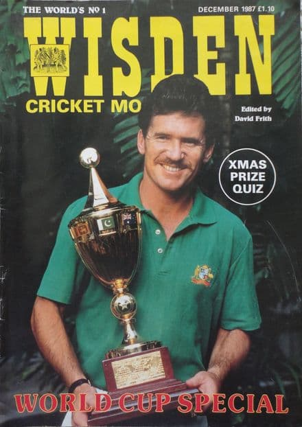 Wisden Cricket Monthly (1987, December)