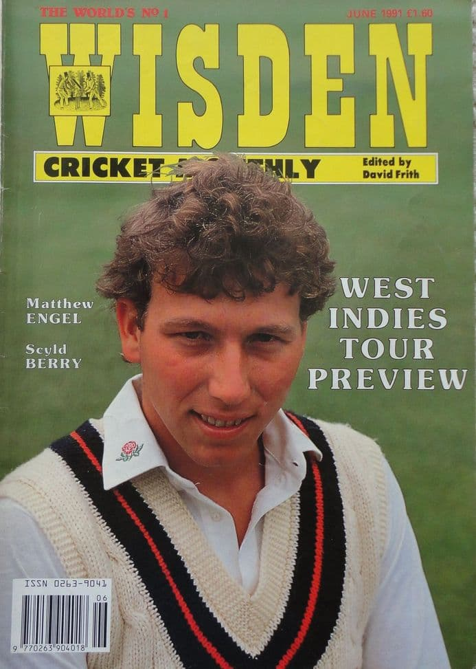 Wisden Cricket Monthly (1991, June)