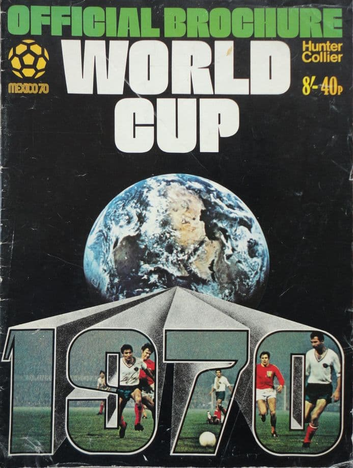 World Cup Official Brochure (1970)