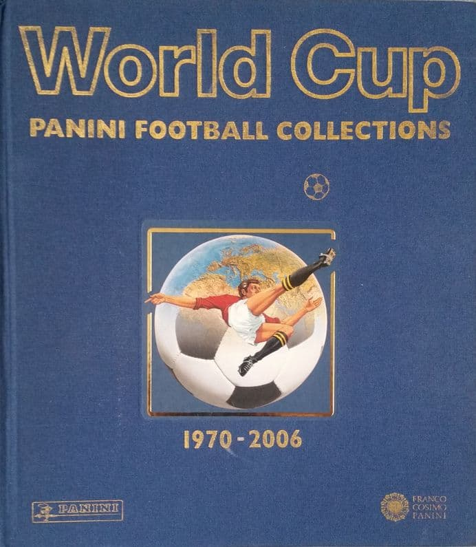 World Cup Panini Football Collections (1970-2006)