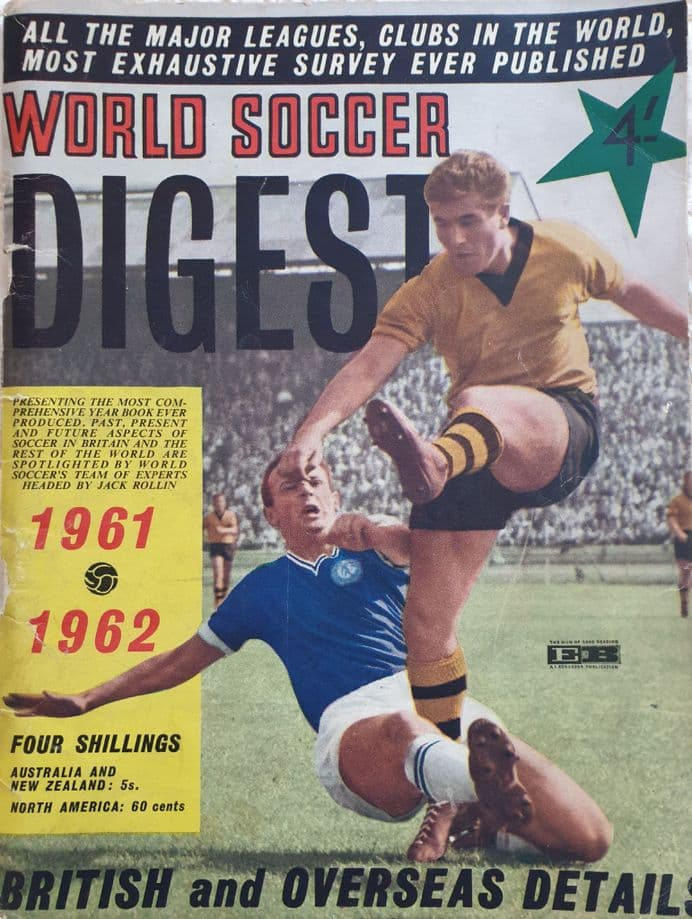 World Soccer Digest 1961-1962 (First Issue)