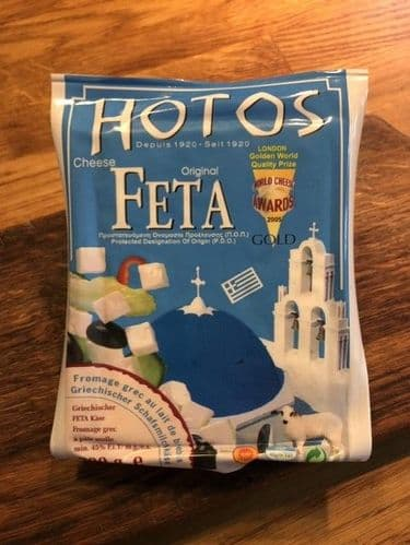 Hotos Greek Feta P.D.O 200g