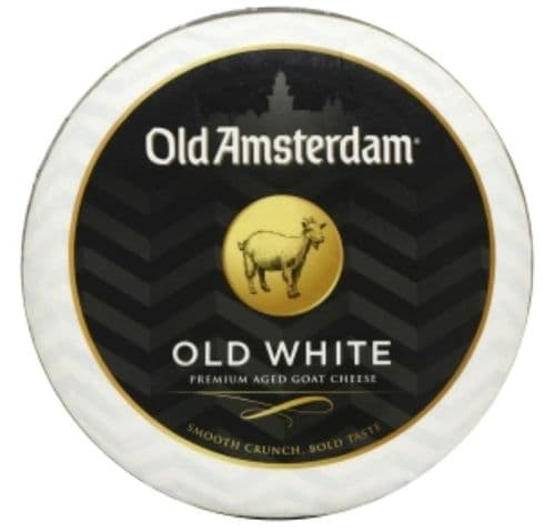 Old Amsterdam Old White Aged Goat Gouda