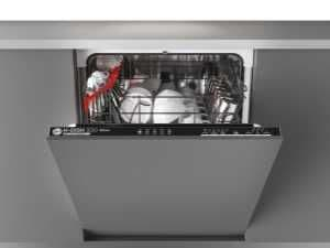 Hoover HRIN 2L360PB-80 Fully Integrated Full Size Dishwasher