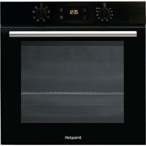 Hotpoint SA2540HBL Built in Single Oven Black
