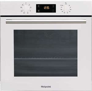 Hotpoint SA2540HWH Built in Single Oven White