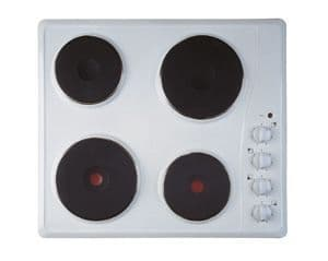 Indesit TI60W 60cm wide Built In Electric Hob White