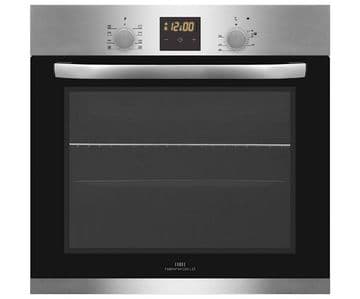 New World NWMFOT60X Single Built in Oven Stainless