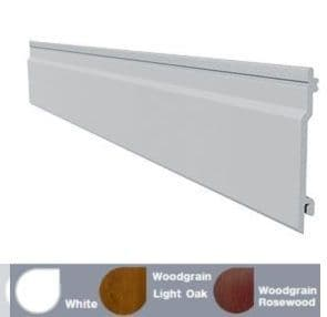 Open Vee PVC Cladding
