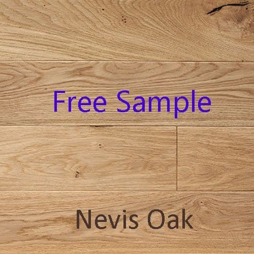 RL CALEDONIAN NEVIS ENGINEERED OAK SATIN LACQUERED (price per 2.2m2 pack)