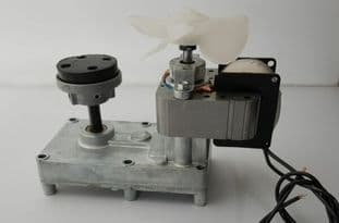 Kebab Machine Motor with Coupling