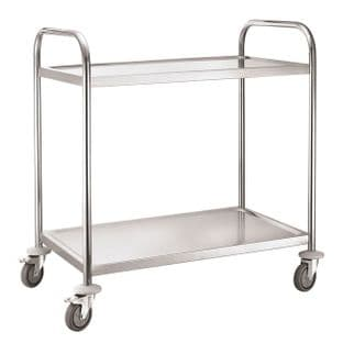 Service Trolley 2 Tier
