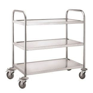 Service Trolley 3 Tier