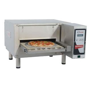 "Zanolli 16"" Compact Conveyor Pizza Oven - Electric"