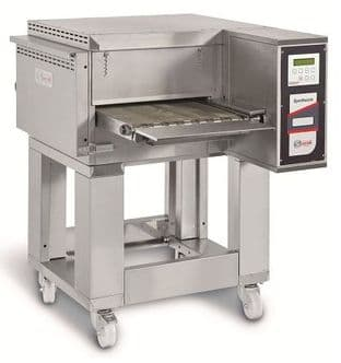 "Zanolli 16"" Conveyor Pizza Oven - Gas"