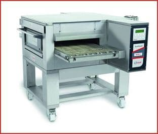 "Zanolli 20"" Conveyor Pizza Oven - Gas"