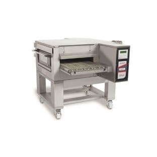 "Zanolli Synthesis 26"" Conveyor Pizza Oven - Gas"