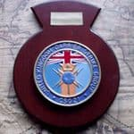 CSG21 Wall Plaque