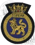SUPERB - Blazer Badge~OFFICIALLY LICENCED PRODUCT