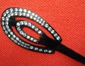 HAT PINS, HAT FLASHES, SEW-ON HAT DECORATIONS AND MILLINERY TRIMS