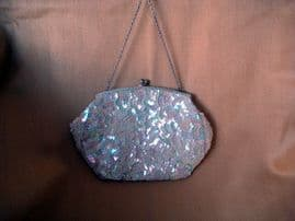 1930's French Sequinned Purse (SOLD)