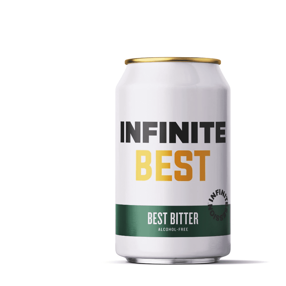 Infinite Session Alcohol Free Best Bitter Can (0.5%) EXCLUSIVE