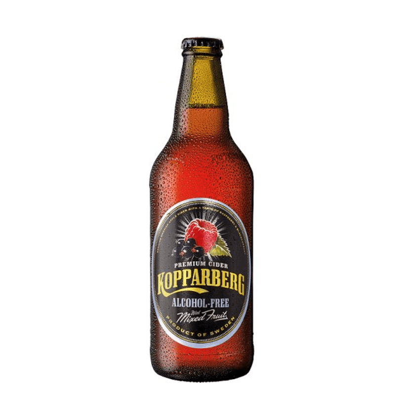 Kopparberg Mixed Fruits Non Alcoholic (0.05%ABV)