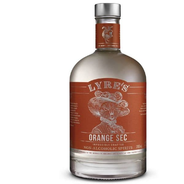 Lyre's Non-Alcoholic Orange Sec Spirit (0.0%ABV)