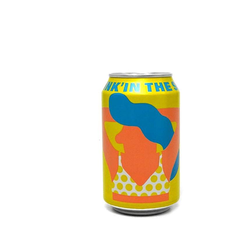 Mikkeller Drink in the Sun Alcohol Free Pale Ale Can (0.3% ABV)