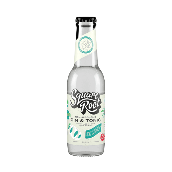 Square Root Gin & Tonic (0% ABV)