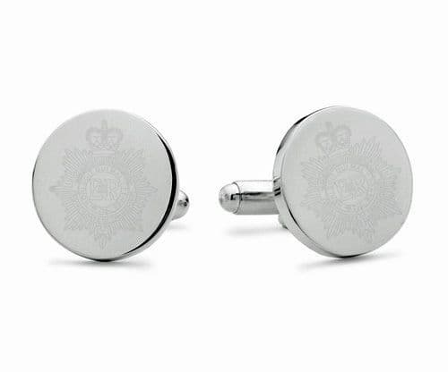 Royal Corps of Transport Engraved Cufflinks