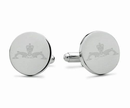 Submariners Engraved Cufflinks