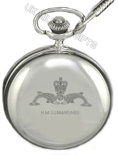 Submariners Pocket Watch
