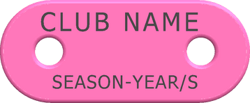 'Original' Clubtag - Membership Shoetag