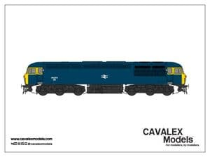 Cavalex CM-56008-BRB, 56.008 BR Blue [TO BE RELEASED]