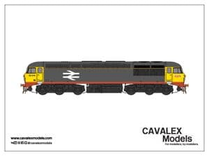 Cavalex CM-56019-RSR, 56.019, Railfreight Red Stripe [TO BE RELEASED]