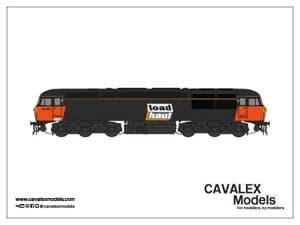 Cavalex CM-56055-LH, 56.055, Loadhaul Livery [TO BE RELEASED]