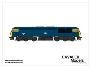 Cavalex CM-56070-BRB, 56.070, BR Blue Livery [TO BE RELEASED]