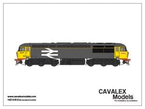 Cavalex CM-56077-OR, 56.077, Original Railfreight Livery [TO BE RELEASED]