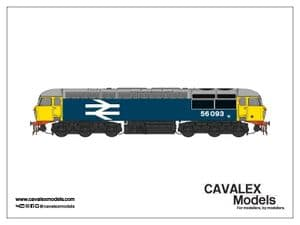 Cavalex CM-56093-LL, 56.093, BR Large Logo Blue (Tinsley Celebrity) [TO BE RELEASED]
