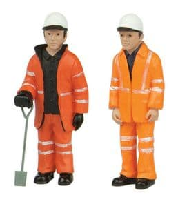 Scenecraft 47-402 Lineside Workers Set B